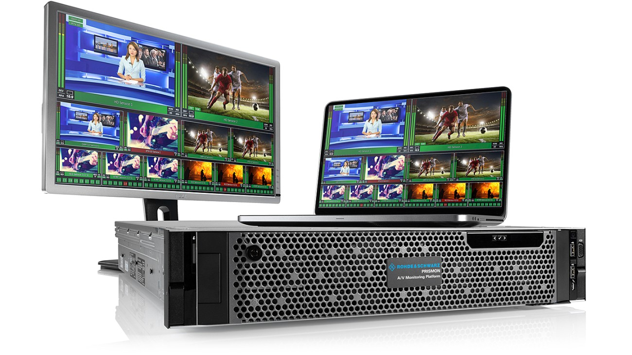 R&S®PRISMON Multiviewer Solutions