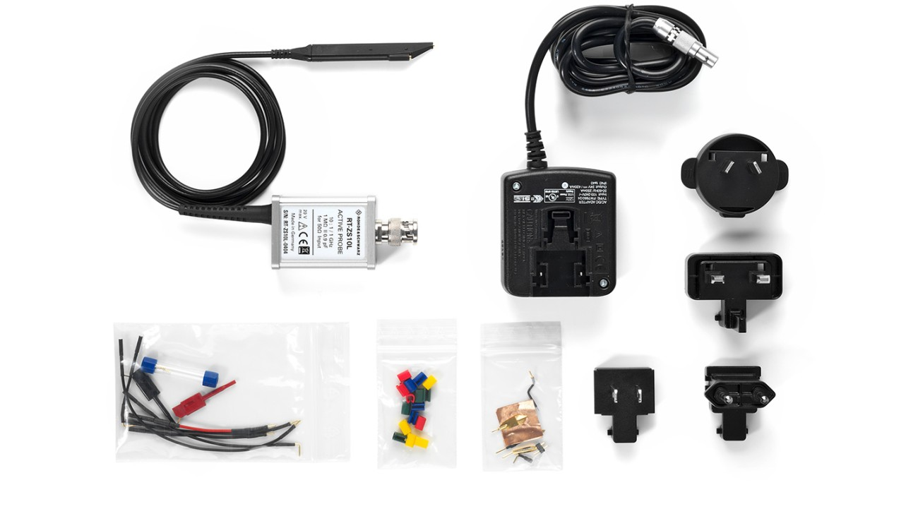 RT-ZS10L Active Single-Ended Probe with BNC Interface