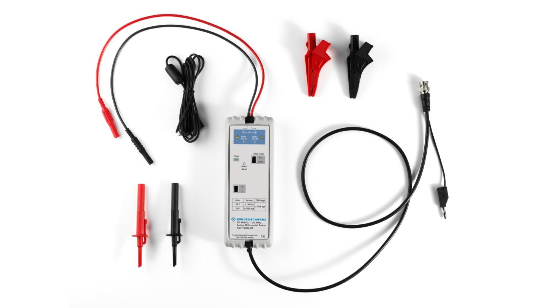 25 MHz High voltage differential probe