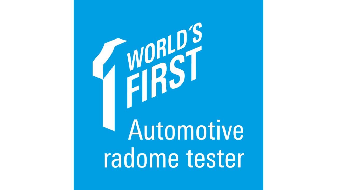 R&S®QAR Automotive radome scanner