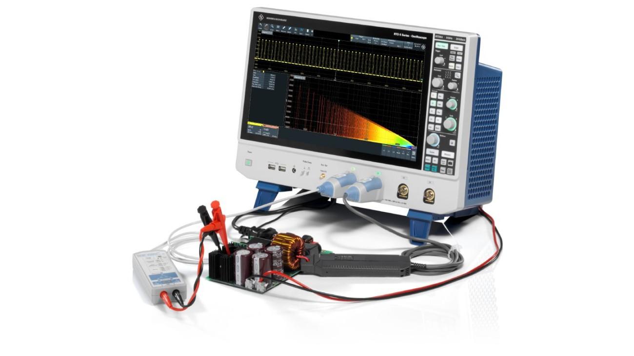 R&S®RTO6 oscilloscope