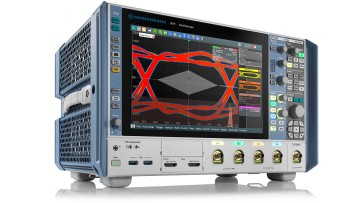"""Rohde & Schwarz introduces the new high-performance R&S RTP family, expanding its oscilloscope portfolio in keeping with its motto """"Oscilloscope Innovation. Measurement Confidence."""""""