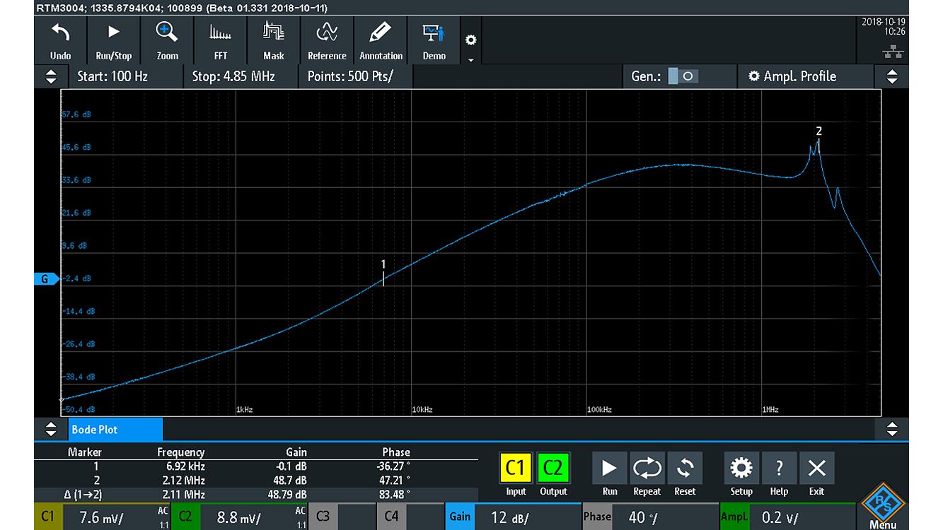 R&S®RTM3000 oscilloscope | Rohde & Schwarz