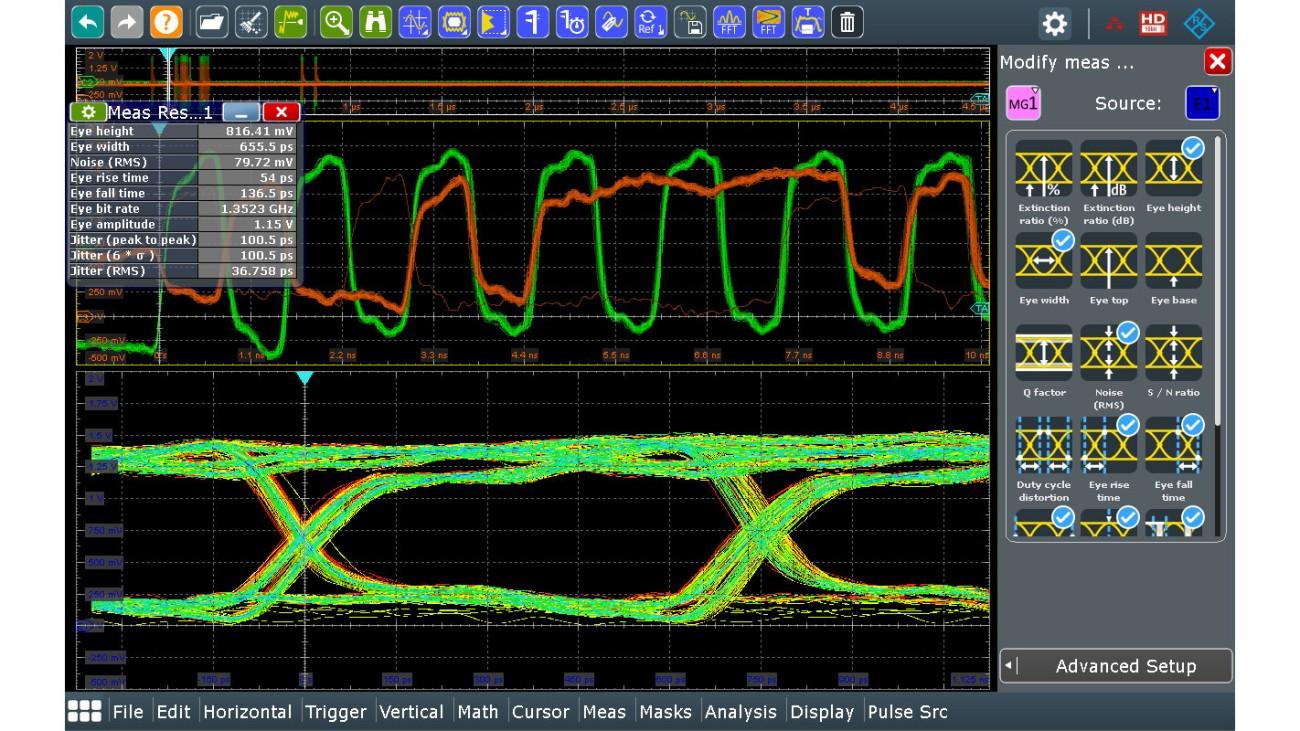 Ddr3  Ddr4 Oscilloscope Software