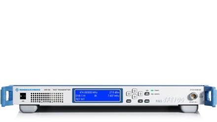 R&S®SFE100 test transmitter