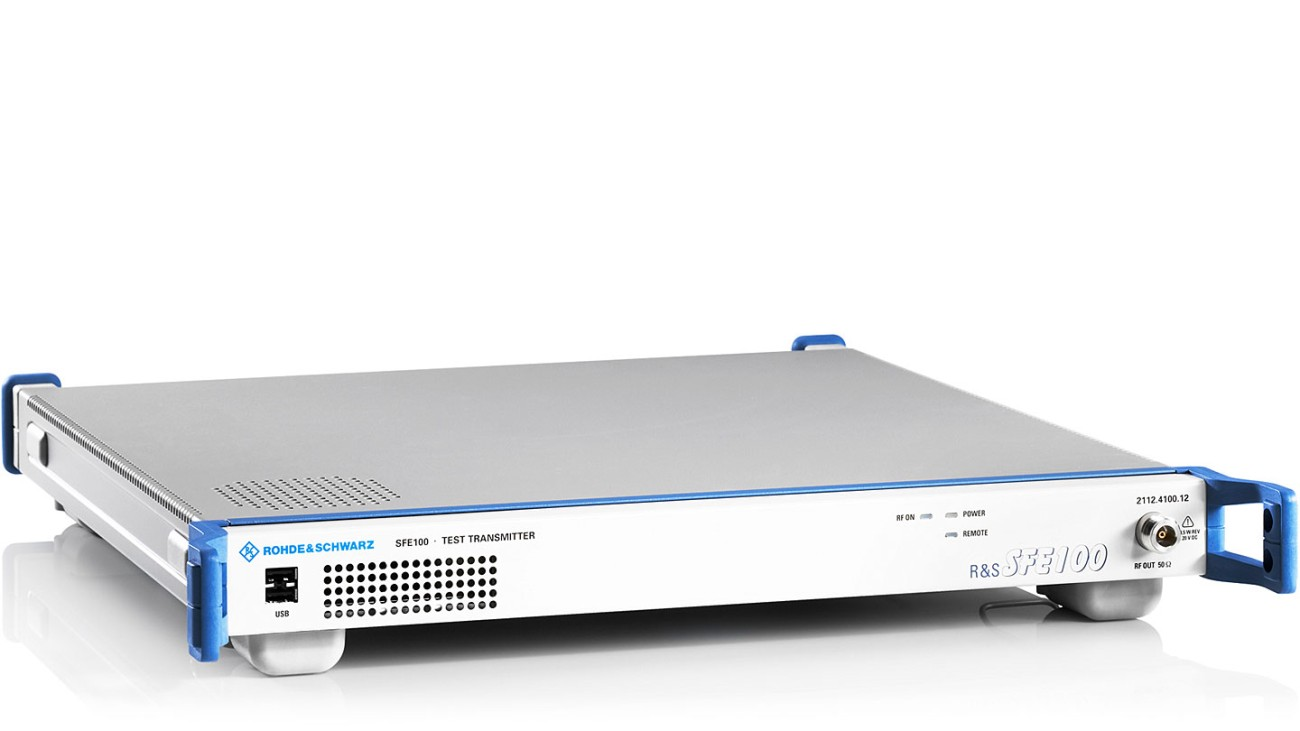 R&S®SFE100 model .12/.13
