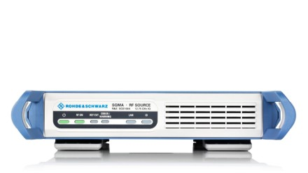 R&S®SGS100A SGMA RF Source