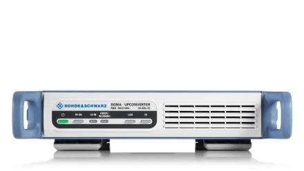 R&S®SGU100A SGMA Upconverter