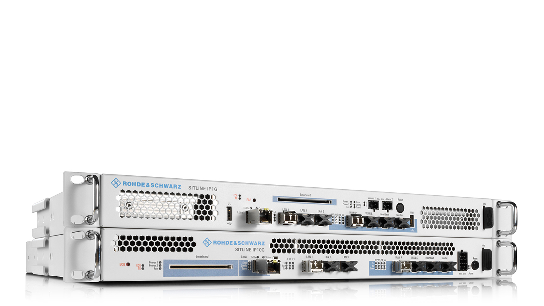 R&S®SITLine IP Layer-3 Network Encryption
