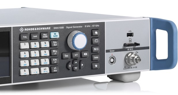 R&S®SMA100B RF and Microwave Signal Generator   Overview