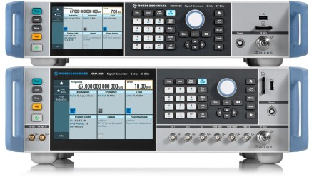 R&S®SMA100B RF and Microwave Signal Generator