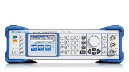 R&S®SMB100A Microwave Signal Generator