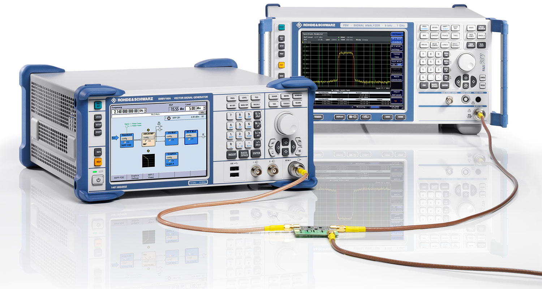 Rssmbv100a Vector Signal Generator Overview Rohde Schwarz Simple Digital Voltmeter Circuit