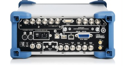 R&S®SMBV100A Vector Signal Generator | Overview | Rohde