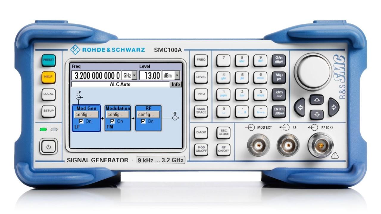 R&S®SMC100A