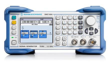 R&S®SMC100A Signal Generator