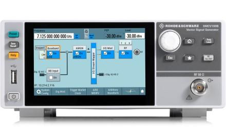 R&S®SMCV100B vector signal generator