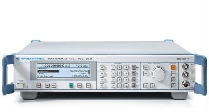 R&S®SML Signal Generator | Overview | Rohde & Schwarz