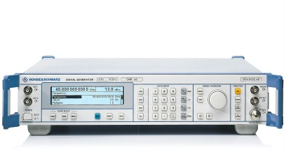 R S Smr Microwave Signal Generator