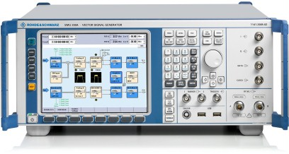 R&S®SMU200A Vector Signal Generator | Overview | Rohde & Schwarz