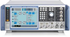 R&S®SMW200A с двумя ВЧ-трактами 20 ГГц.