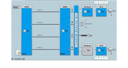 R&S®SMW-K120 Advanced GNSS Applications | Test & measurement