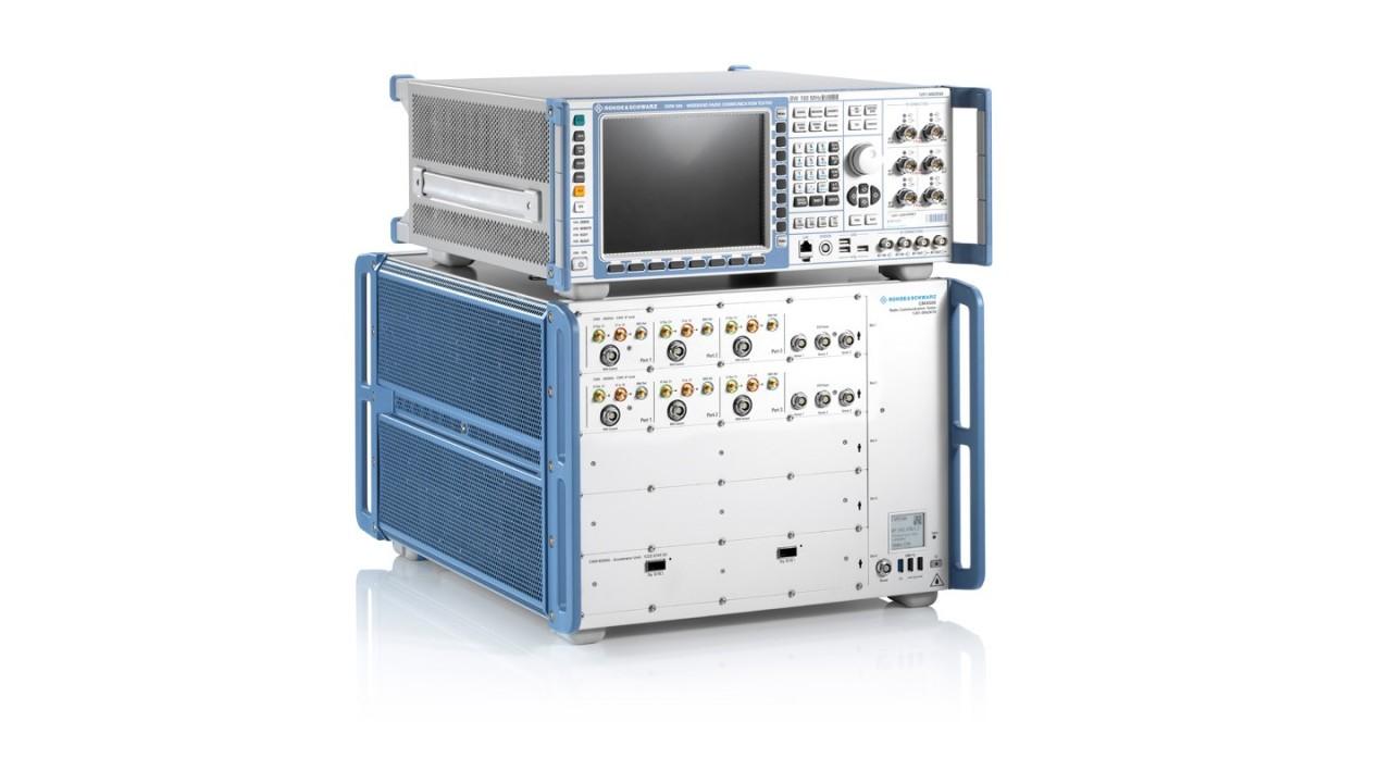 CMX500 Radio communication tester