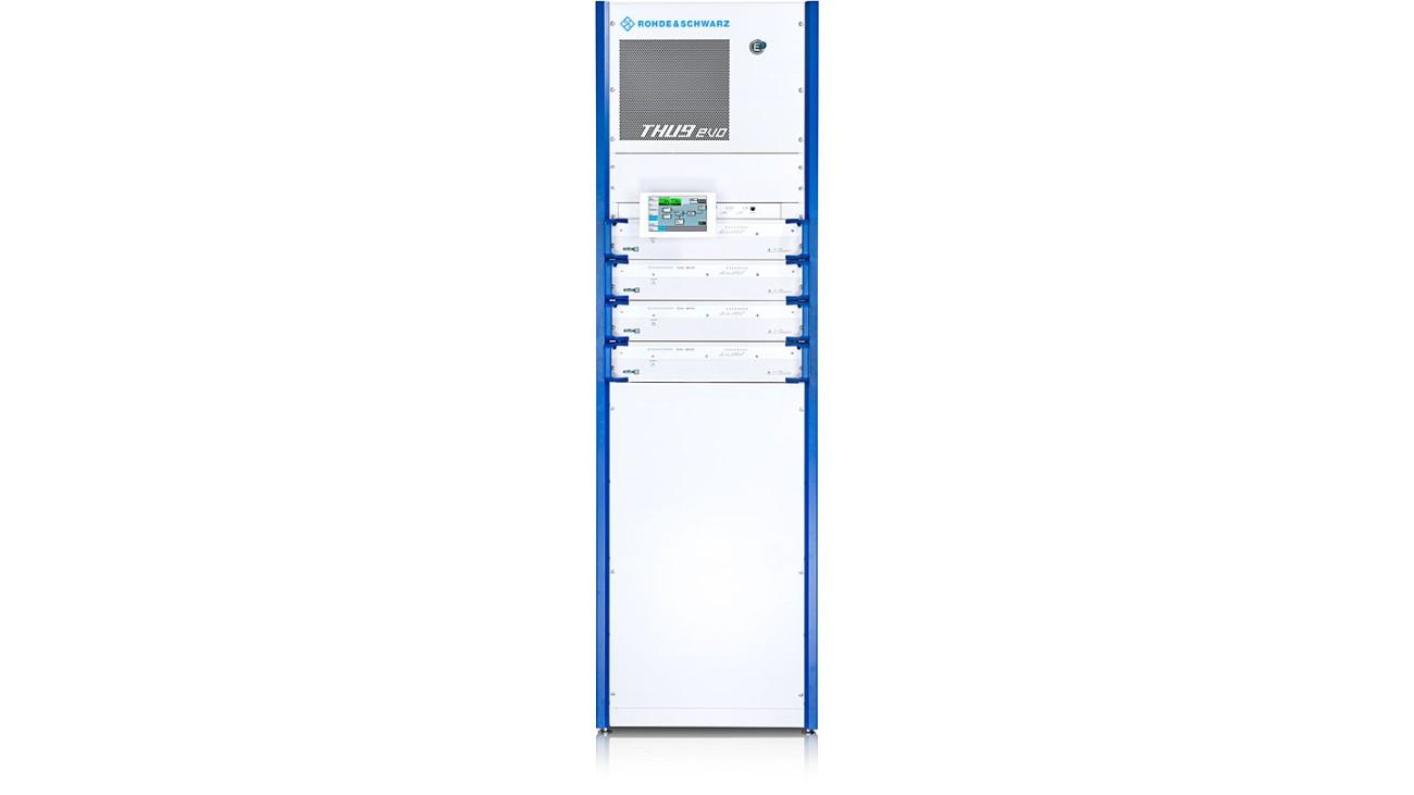 R&S®THU9evo with 6 kW COFDM output power