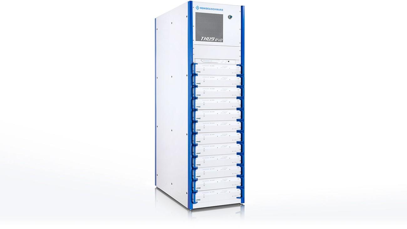 R&S®THU9evo with 17.4 kW COFDM power
