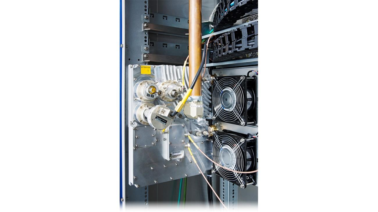 R&S®TMV9evo coupling unit