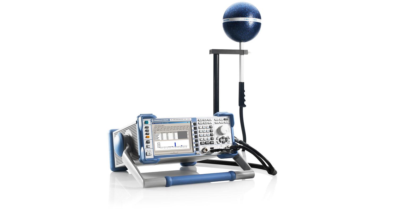 R&S®TS-EMF EMF Measurement System   Overview   Rohde & Schwarz