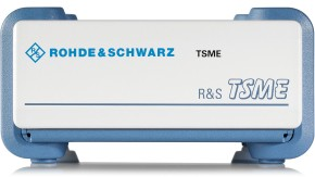 Front view of R&S®TSME