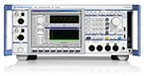 Testing of Communications and Sonar Equipment - R&S®UPV Audio Analyzer