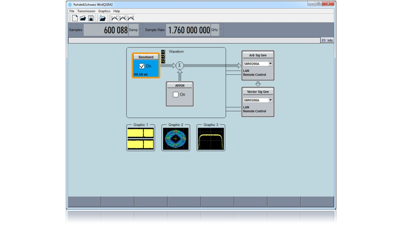 R&S®WinIQSIM2™ Simulation Software