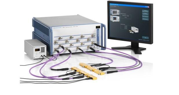 R&S®ZN-Z3x Network Analyzer Inline Calibration Units