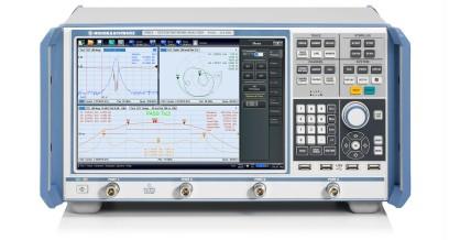 R&S®ZNB Vector Network Analyzer | Overview | Rohde & Schwarz