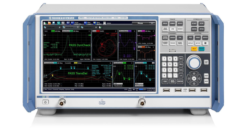 R&S®ZNB Vector Network Analyzer   Overview   Rohde & Schwarz