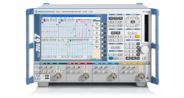 R Amp S 174 Zva Vector Network Analyzers Overview Rohde Amp Schwarz