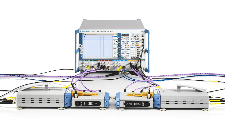 R&S®ZVA vector network analyzer