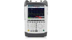 R&S®ZVH handheld cable and antenna analyzer