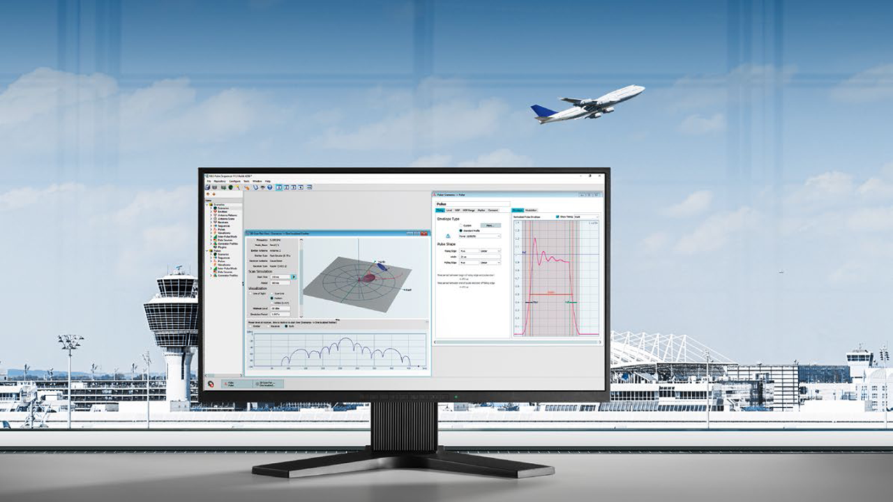 Cutting-edge radar simulation and testing - Introducing the ¸Pulse Sequencer software