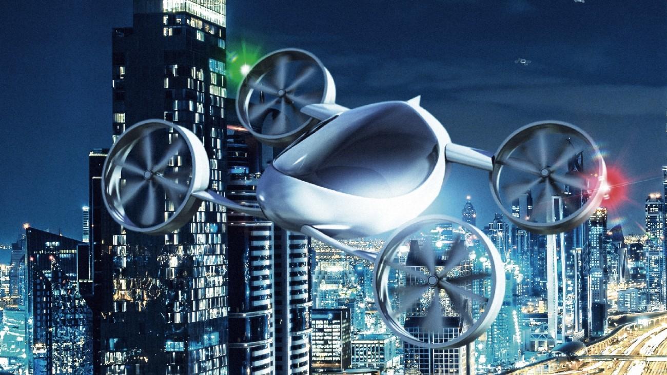 Sistemas de prueba y medición para movilidad aérea urbana
