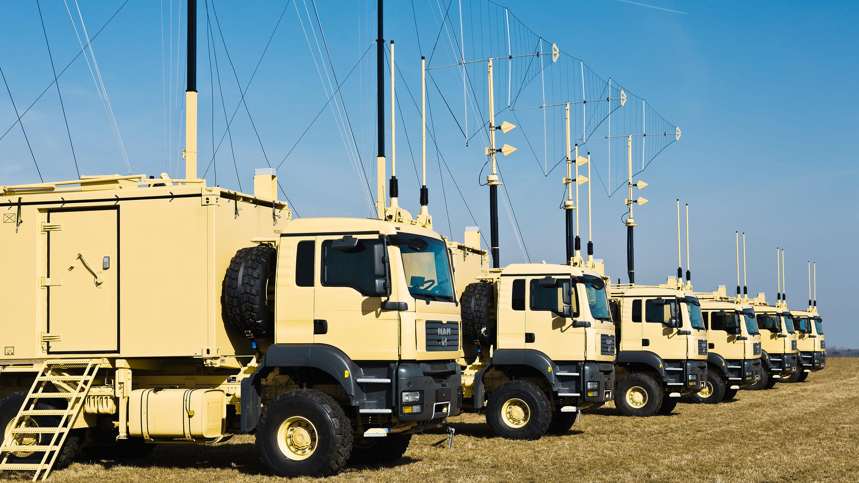 Electronic warfare overview | Rohde & Schwarz