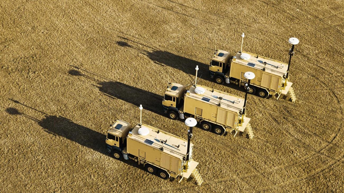 Wide area reconnaissance (COMINT)