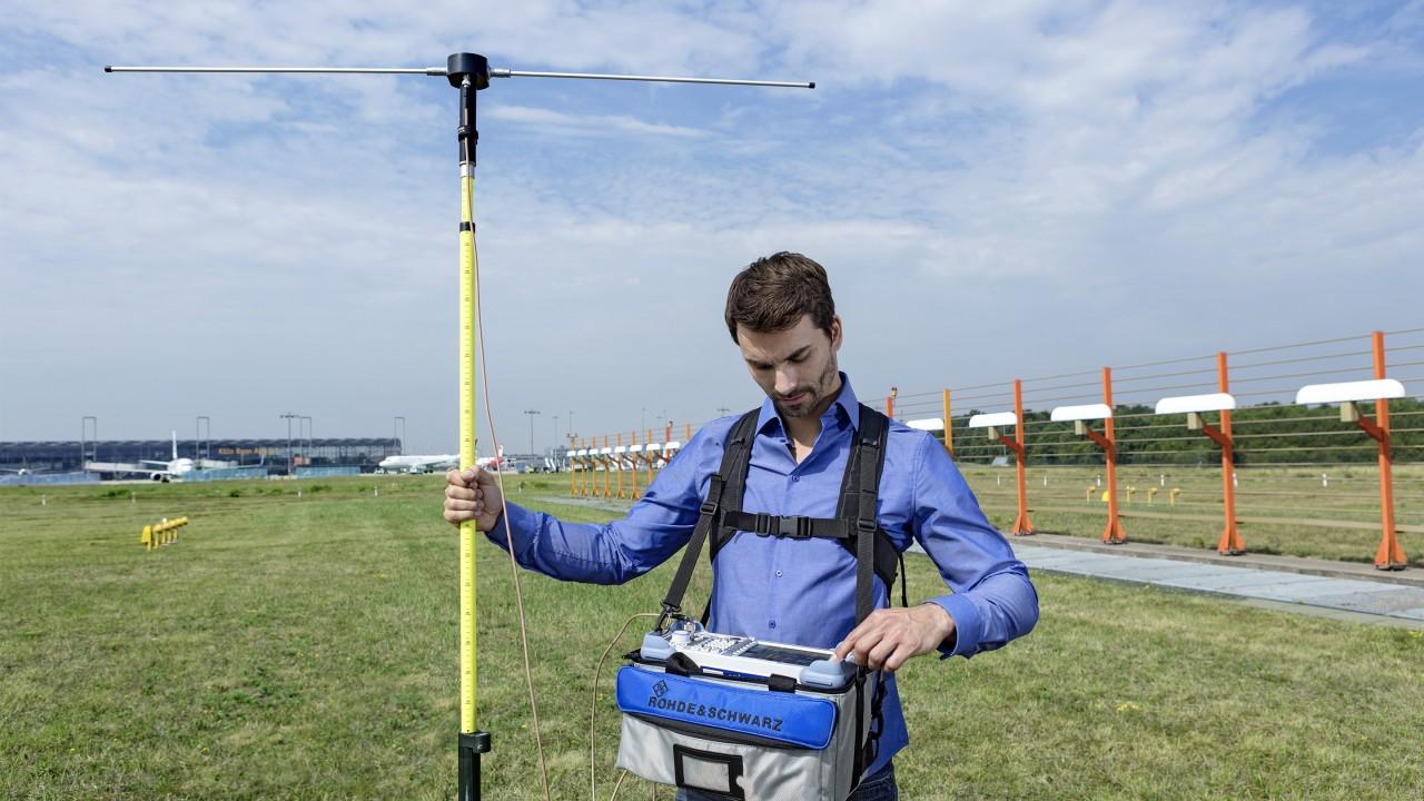 GBAS - high-precision field testing