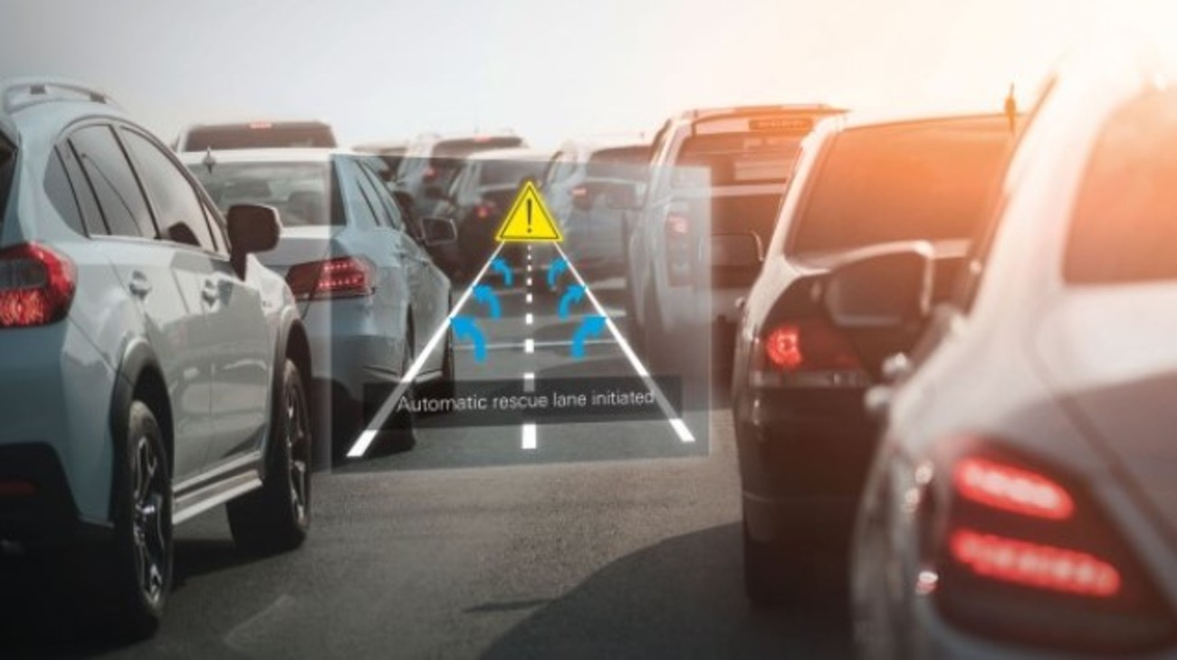 V2X – the building blocks of an intelligent transport system