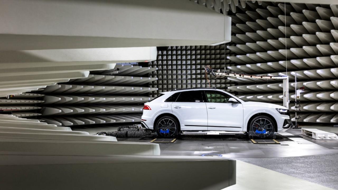 Leading edge, full-vehicle antenna testing solutions