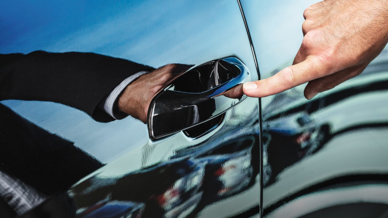 Испытания системы дистанционного бесключевого доступа в автомобиль