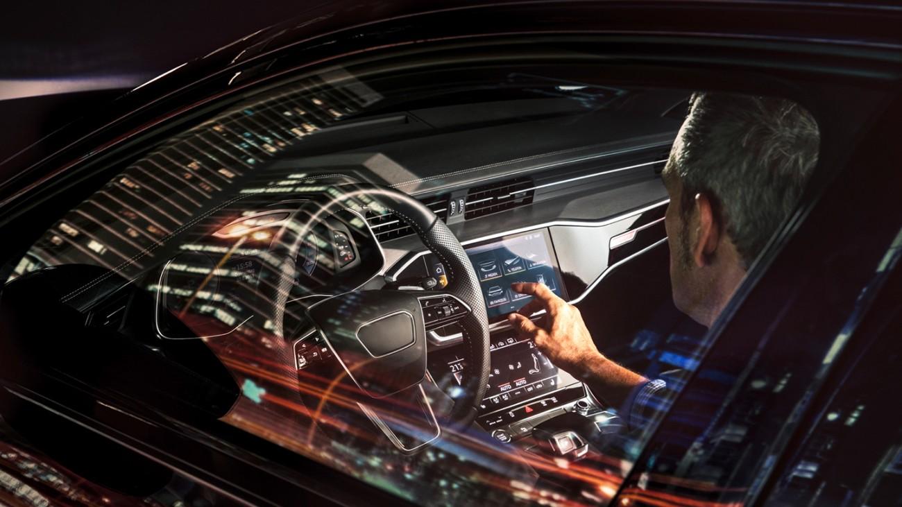 Car radio and infotainment testing