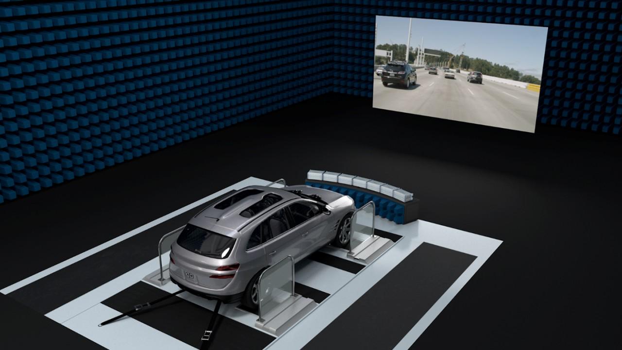 Automotive Target Simulation